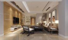 现代艺术感客厅
