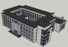 环形办公楼