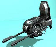 浮游艇,未来科技武器