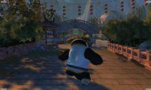 功夫熊猫游戏场景3D模型下载