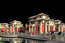 长江国际花园别墅设计