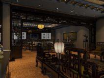 中式宴会厅,包间