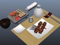 寿司,日本料理食物
