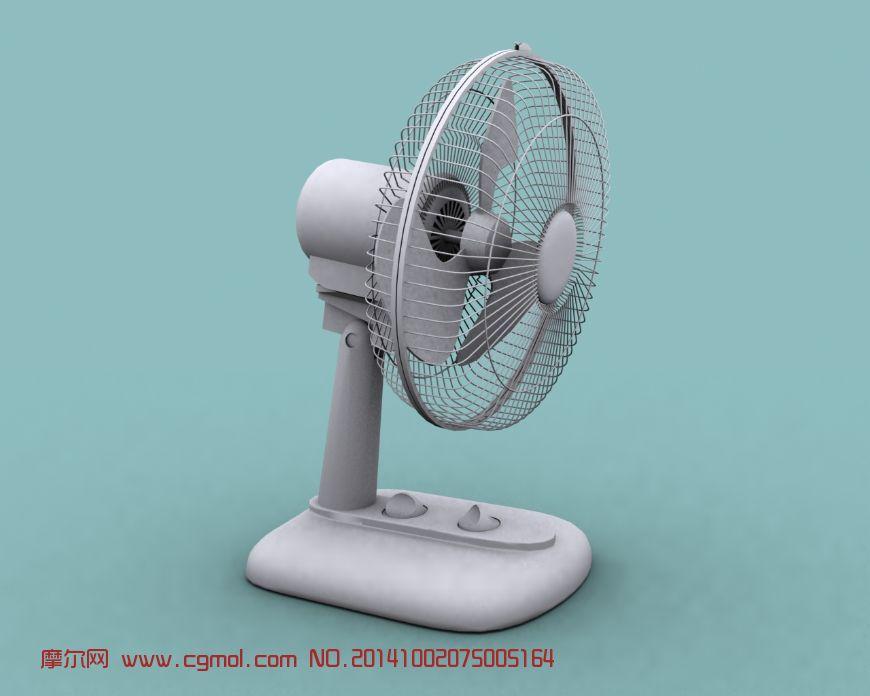电风扇_家用电器_电子电器