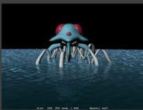 水母-宠物小精灵