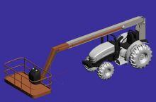 维修用升降机 机械工具