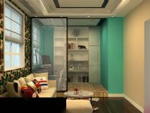 小户型宅男客厅设计