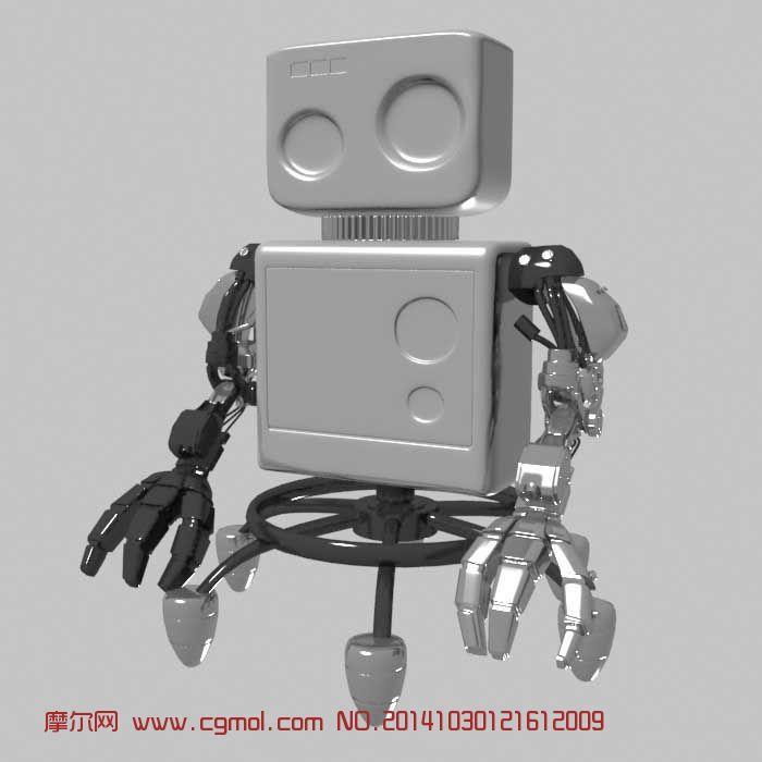 关键词:机器人 作品描述:机器人 上一个作品:  欧式幼儿