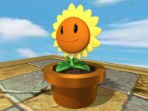 产太阳的向日葵-植物大战僵尸2