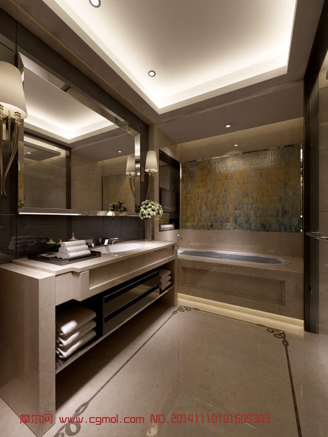 转载作品: 中式卫生间,洗手间图片