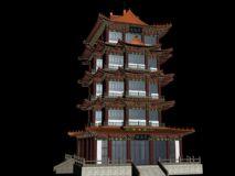 河北沧州清风楼