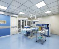 医院手术室,灯光材质齐全