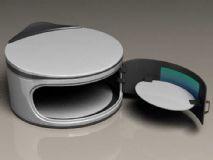 原创新型微波炉的概念化设计