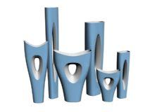 艺术品 装饰品 花瓶