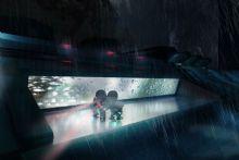 雨景UFO
