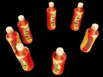 康师傅饮料瓶子模型