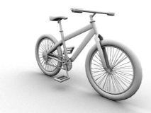 交通工具 自行车