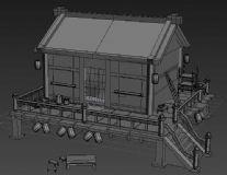 游戏房子场景
