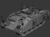 武士装甲车