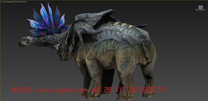 动物模型 哺乳动物  关键词:动物锤头雷兽阿凡达