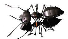 变异蚂蚁,异形昆虫