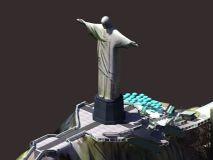 里约热内卢科尔科瓦多山基督雕像