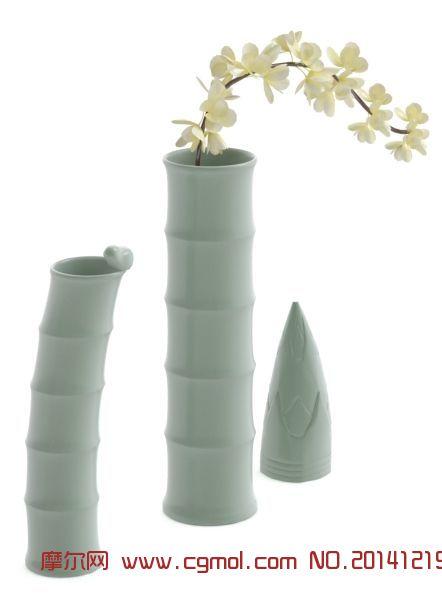 装饰品,竹子陶瓷