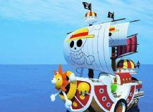 万里阳光号-海贼王船,草帽海贼团