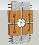 造型独特的时钟