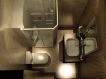卫生间设计,很小的东西