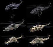 军事飞机套装合辑