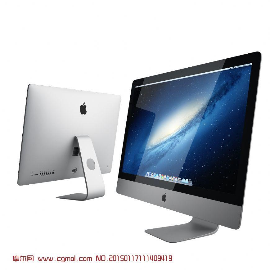 关键词:苹果电脑显示器显示屏