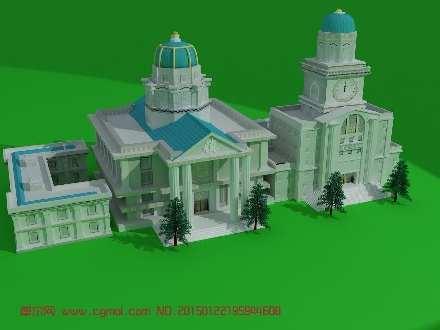 模拟城市5镇政府