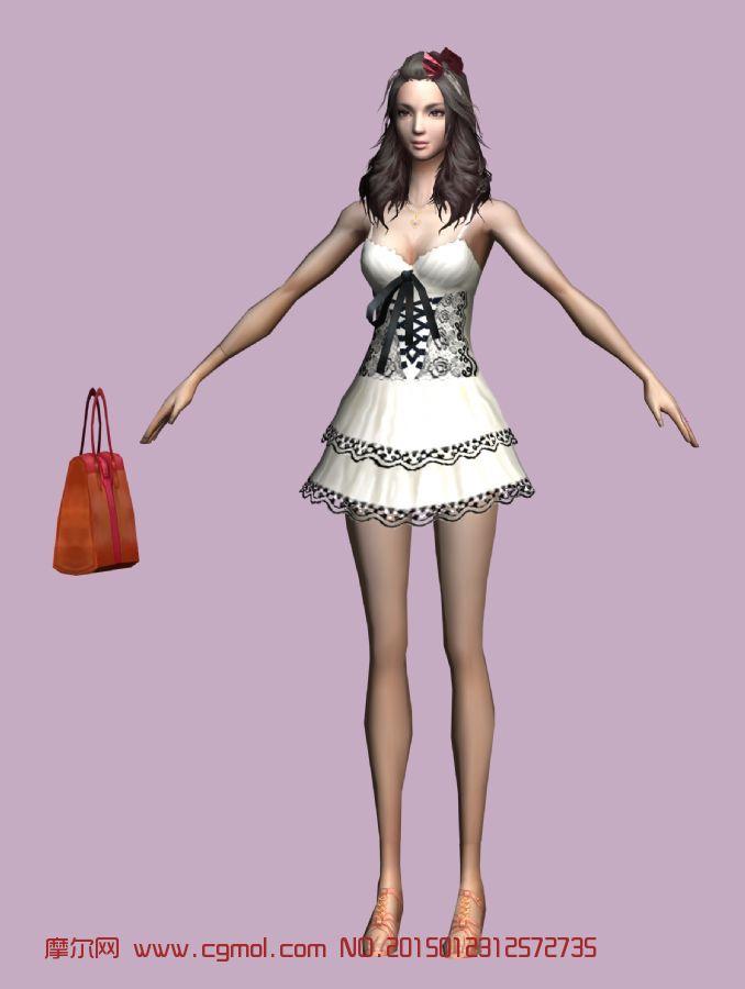 关键词:现代女性游戏美女女人模特