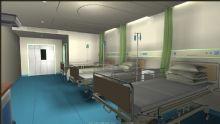 医务室,病房