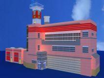 模拟城市5消防局