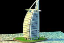 迪拜-阿拉伯塔酒店