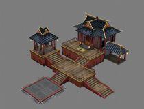 游戏古代建筑