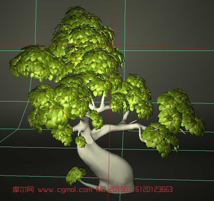 介绍大树结构图片