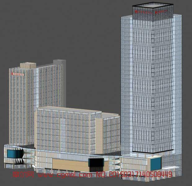 商业楼,商务中心