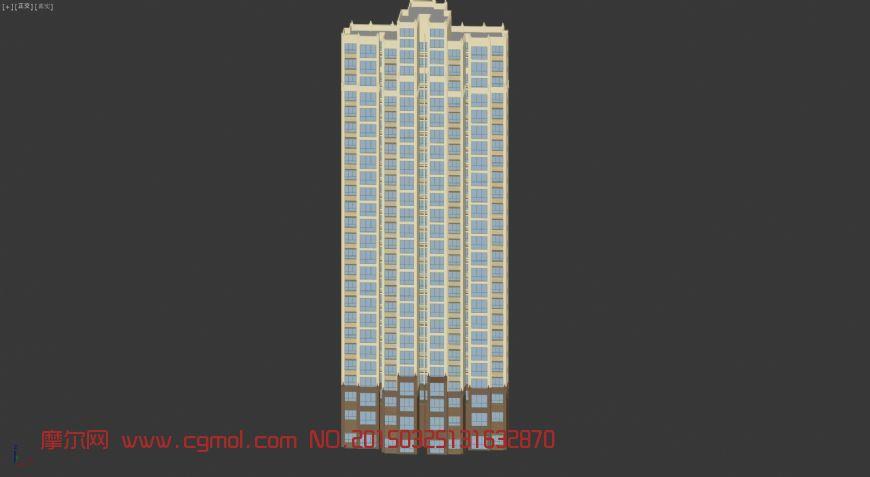 一个建筑楼