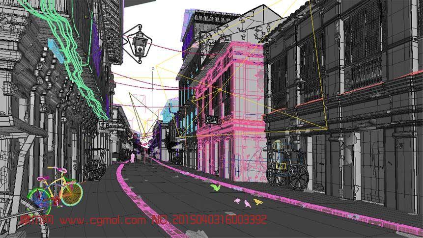 �凸爬辖纸值�鼍�3D模型
