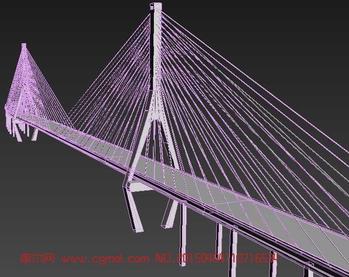 建筑模型 基础设施  关键词:杨浦大桥桥梁 作品描述:杨浦大桥 上一个