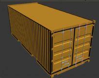 集装箱3D模型
