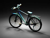 自行车max模型