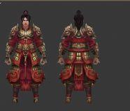 黄金甲武将-游戏人物