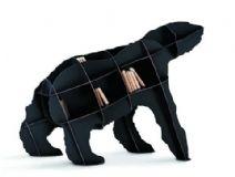 熊书柜3D模型