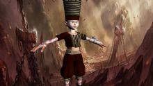 未来战士,古欧式人物