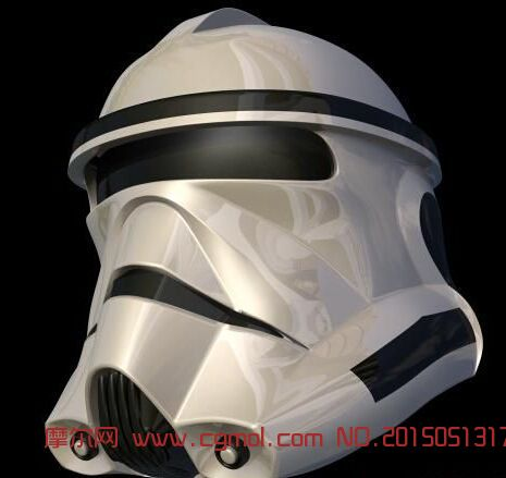 头盔maya模型_科幻角色_动画角色_3d模型,3d素材免费