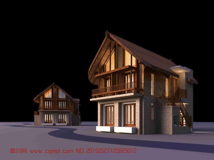 古欧式风格建筑